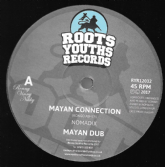 Nomadix - Mayan Connection / Dub / Crucial Times / Dub (Roots Youths) 12""